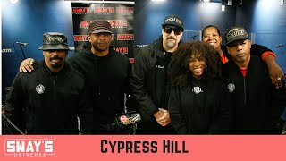 Hip Hop legends Cypress Hill stop by Sway In The Morning to talk ab...