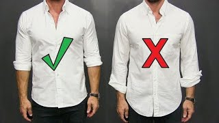 7 Simple & Easy Things Any Guy Can Do To LOOK Better! How to dress better