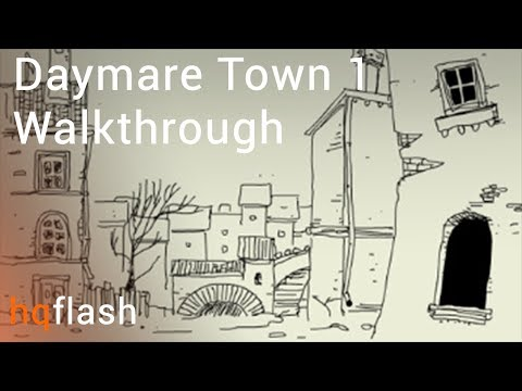 Daymare Town 1 - Walkthrough