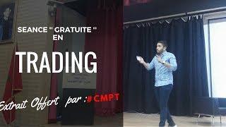 Formation Gratuite en ligne bourse -Trading #Maroc {extrait}