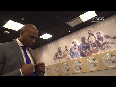 Memphis Basketball: Penny Hardaway's First Day