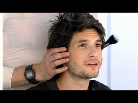 Who S Caressing Ben Barnes T4 With Rick Edwards Youtube