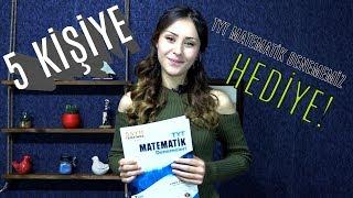 5 Kişiye Yeni Çıkan TYT Matematik Denememiz Hediye!