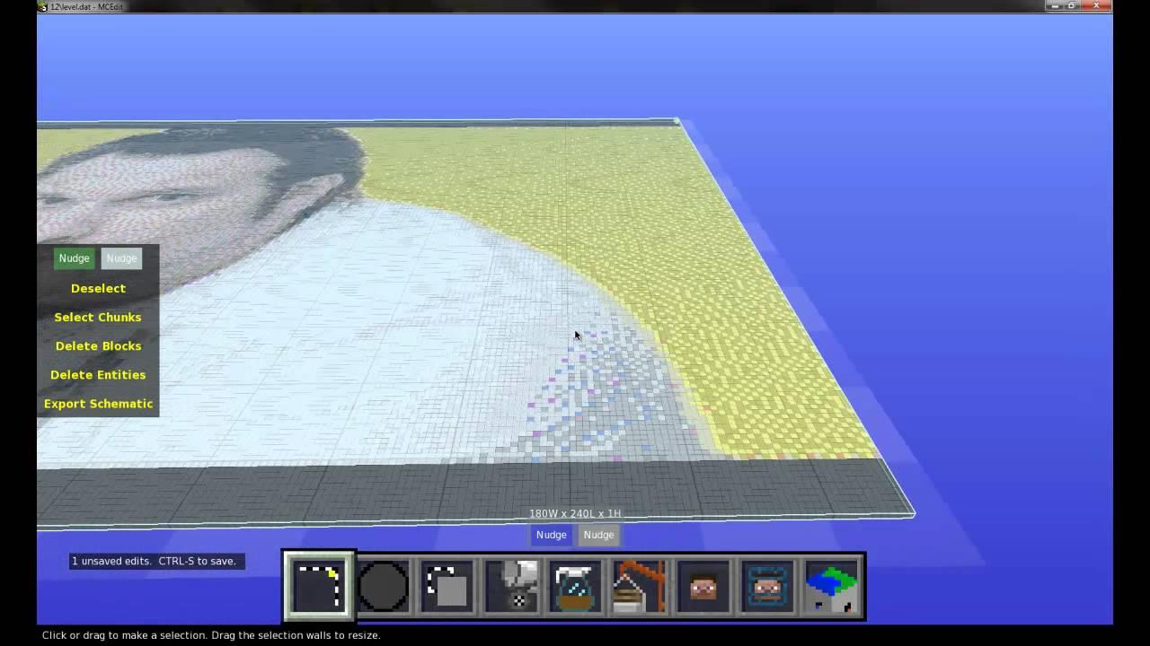 Minecraft pixel art programm bilder in minecraft einf gen - Minecraft bilder ...