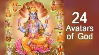Srimad Bhagavatam [Bhagwat Katha] Part 4 - Swami Mukundananda - 24 Avatars of God