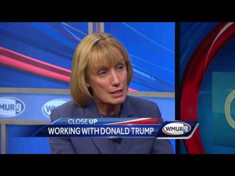 CloseUP: Gov. Hassan on her senate victory