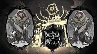 Don't Starve Together I Random Challenge z Oską #4 - Zmiana postaci...Wykrakaliście!