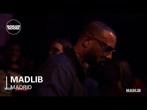 Madlib Boiler Room x Budweiser Madrid DJ Set