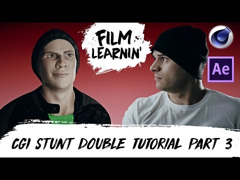 CGI Stunt Double Tutorial Part 3! | Film Learnin