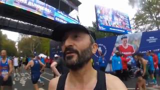 The TCS New York City Marathon 2017 | My First Marathon Major! | Running Guru Show