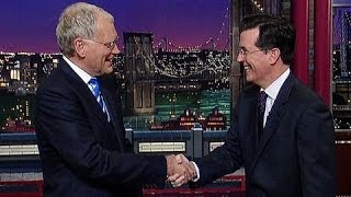 Colbert to Succeed Letterman; What It Says About TV Now