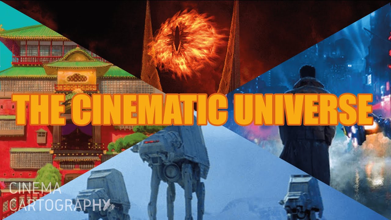 """""""The Cinematic Universe"""": A Video Essay on How Films Cinematize Cities & Places, from Manhattan to Nashville, Rome Open City to Taipei Story"""