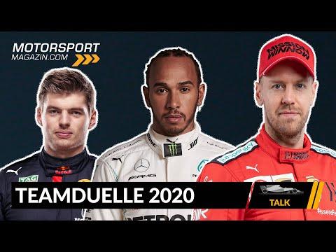 Ferrari, Mercedes & Co: Wer gewinnt die Teamduelle? - Formel 1 2020 (Talk)