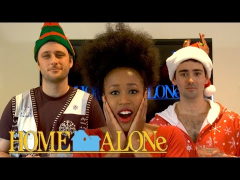 Home Alone Drinking Game! - A Movie Buzz Holiday Special