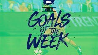 USL Goal of the Week - Week 16 thumbnail