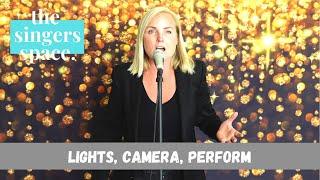 Kerry Ellis - Lights, Camera, Perform