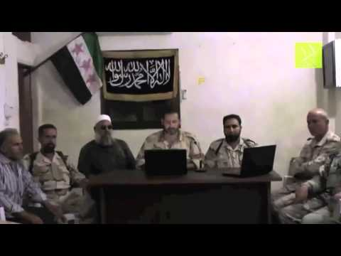 FSA Military front heads threaten with resignations from supreme military council
