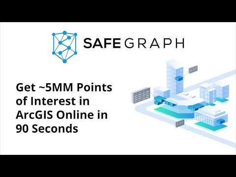 Free Geospatial Data For ArcGIS