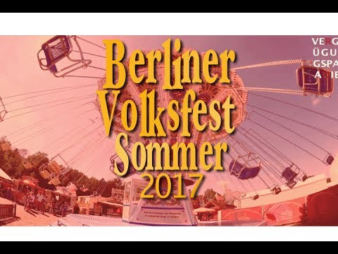 Berliner Volksfest Sommer
