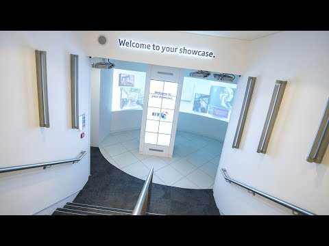 BT's Customer Experience Centre, designed and built by JPC