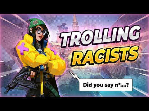 I Made My Racist Team Lose Their Minds 👿 | VALORANT