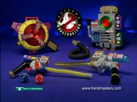 Trendmasters Extreme Ghostbusters Proton Pack Tv
