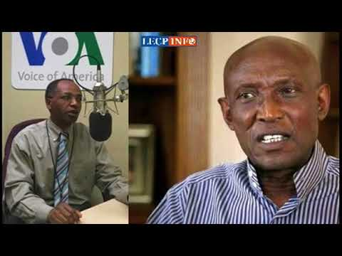"""Kuri VOA, Rujugiro """"icyo napfuye na P.Kagame: arikubira akiyitiranya n'u Rwanda"""""""