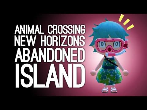 Animal Crossing Abandoned Island! Ellen Dives Back into ACNH - LIVESTREAM