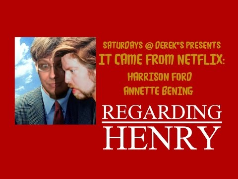 It Came From Netfllix: Regarding Henry