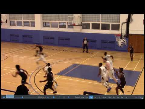 Ted Thelemaque College of Saint Elizabeth Senior Highlights