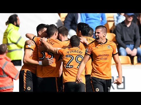 HIGHLIGHTS | Wolves 1-0 Millwall