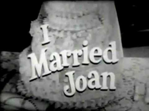 I Married Joan--best version of syndicated opening