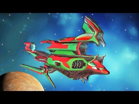 NEW 10,000,000 Credits SPACE SHIP! (Warframe)