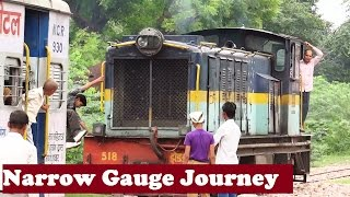 Full Journey Dholpur Tantpur Narrow Gauge Rajasthan