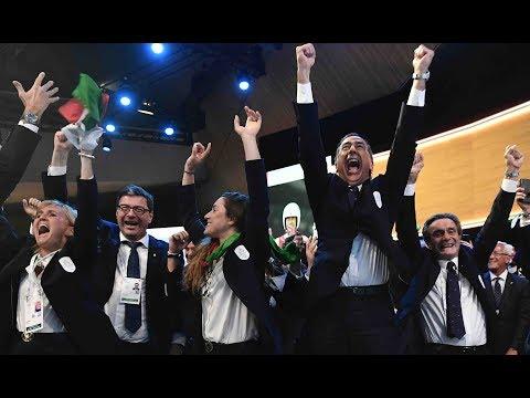 WELT DOKUMENT: IOC wählt Modestadt Mailand für Olympische Winterspiele 2026