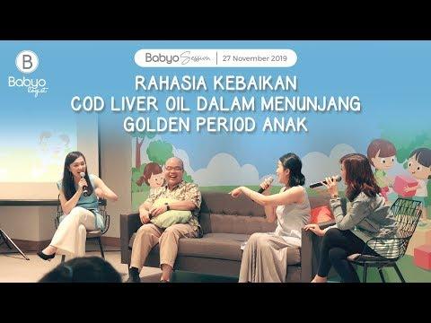 Apa Fungsi Cod Liver Oil?   Babyo Session: Rahasia Kebaikan Cod Liver Oil