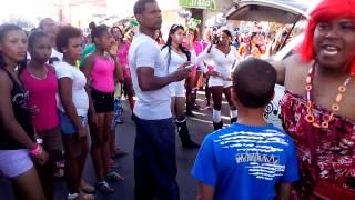 Carnaval de los alcarrizos 2014