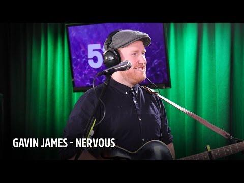 Gavin James - Nervous | Live bij Evers...