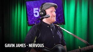 Gavin James - Nervous | Live bij Evers Staat Op
