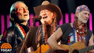 Willie Nelson Talks Legacy in Country Music with Al Roaker | TODAY