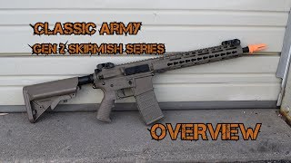 Classic Army Gen 2 ECS Skirmish Series - Delta KM EC1 EC2 - Fox Airsoft