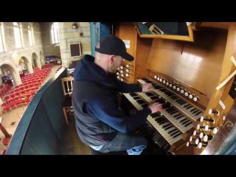 Очень классная органная музыка