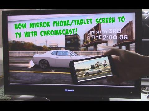 How to hook up chromecast to wifi