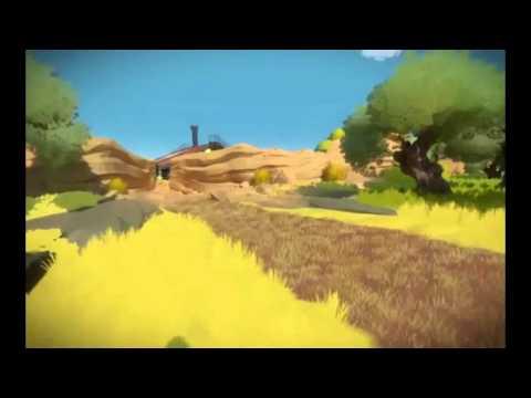 The Witness Полное прохождение игры (+ все секретные головоломки, + все аудиозаписи)