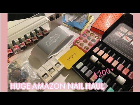nail-supply-haul-|-amazon-haul-|-nail-enthusiast-journey