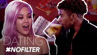 Sake Bombs and Awkward Comments | Dating #NoFilter | E!