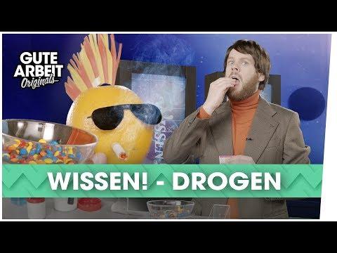 WISSEN! - Drogen | Gute Arbeit Originals