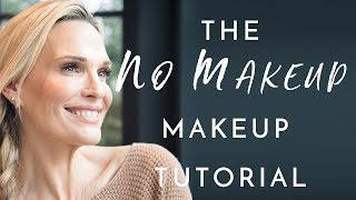 No Makeup Makeup Tutorial | Molly Sims 2018