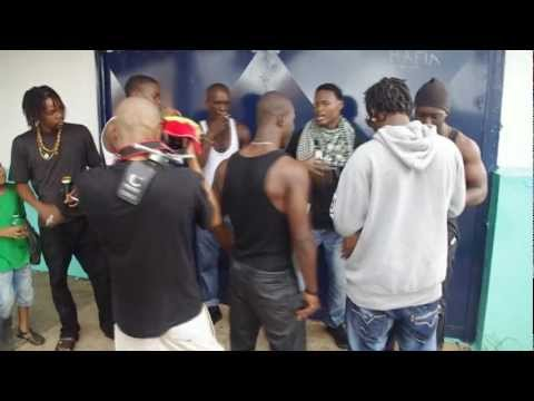 C.R.B.10 Tv (Episode 1) - Rap D'Espérance [Making Of]