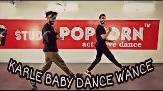 Karle Baby Dance Wance | Ravindra Singh Rathore Choreography